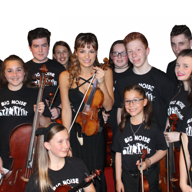 Super Strings Sessions: with Big Noise and Nicola Benedetti