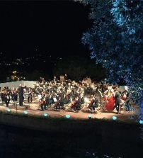 Musicians make a Big Noise on tour of Italy