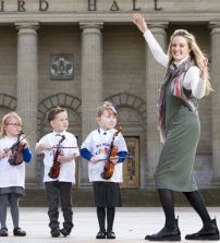 Sistema Scotland Makes a Big Noise in Dundee